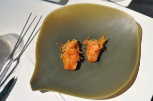 quique dacosta blood orange endive