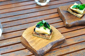 mugaritz bone marrow toast