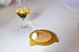 mugaritz childhood memory toasted waffle