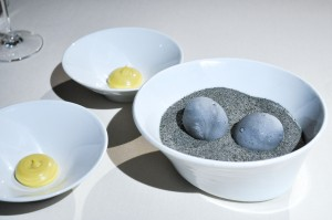 mugaritz edible stones clay potato