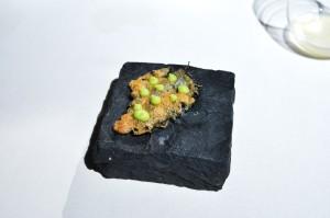 mugaritz shiso rau ram tempura