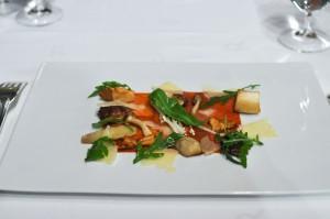 Restaurante Akelaŕe akelare akelarre pasta carpaccio