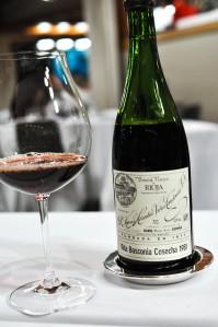 Restaurante Akelaŕe akelare akelarre lopez heredia vina bosconia rioja 1981