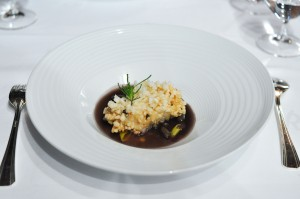Restaurante Akelaŕe akelare akelarre hake monkfish habit