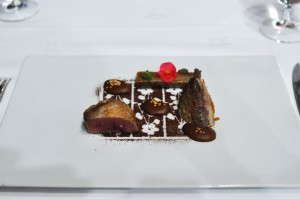 Restaurante Akelaŕe akelare akelarre mole cocoa roasted pigeon