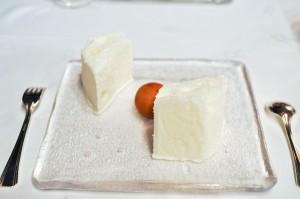 Restaurante Akelaŕe akelare akelarre xaxu coconut mousse