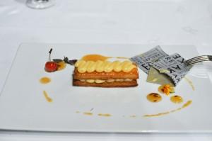 Restaurante Akelaŕe akelare akelarre apple tart