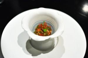 benu san francisco potato salad anchovy