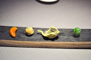 grace chicago amuse canapes