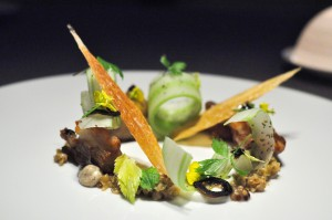 grace chicago sunchoke mustard onion lovage