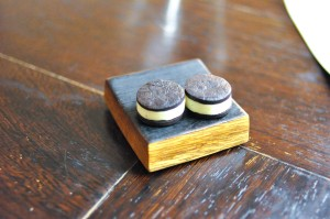 catbird seat coffee and cream oreos