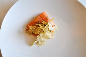 blackbird chicago smoked arctic char