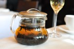 blackbird chicago oolong tea service