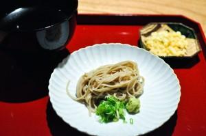 kajitsu house made soba noodles