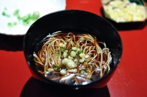 kajitsu soba noodles