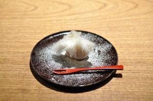 kajitsu snow mochi cake
