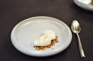 betony nyc goat milk ice cream honey