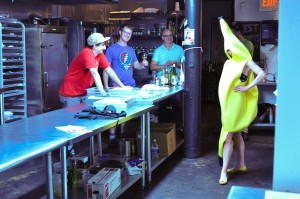el ideas chicago kitchen banana costume
