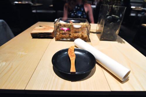 next vegan table setting