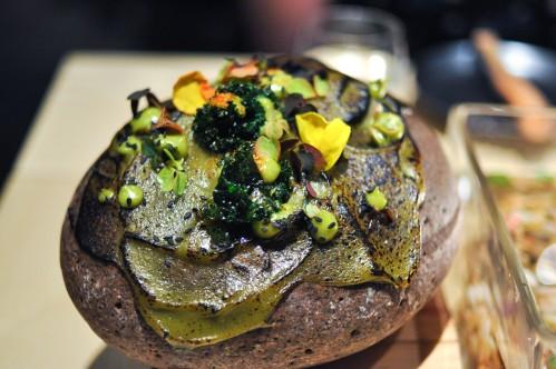 next vegan burnt avocado