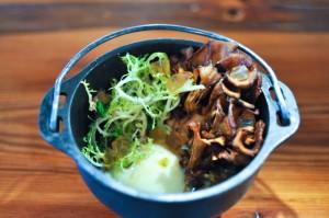 yusho chicago maitake mushroom