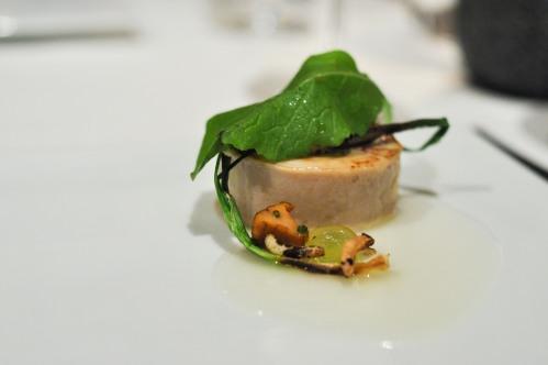 aubergine carmel spring chicken