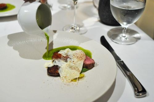 aubergine carmel lamb