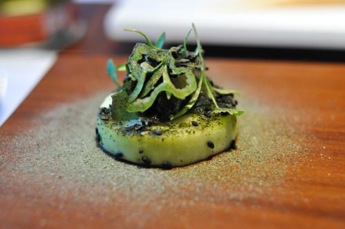 dom sao paulo eggplant ceviche