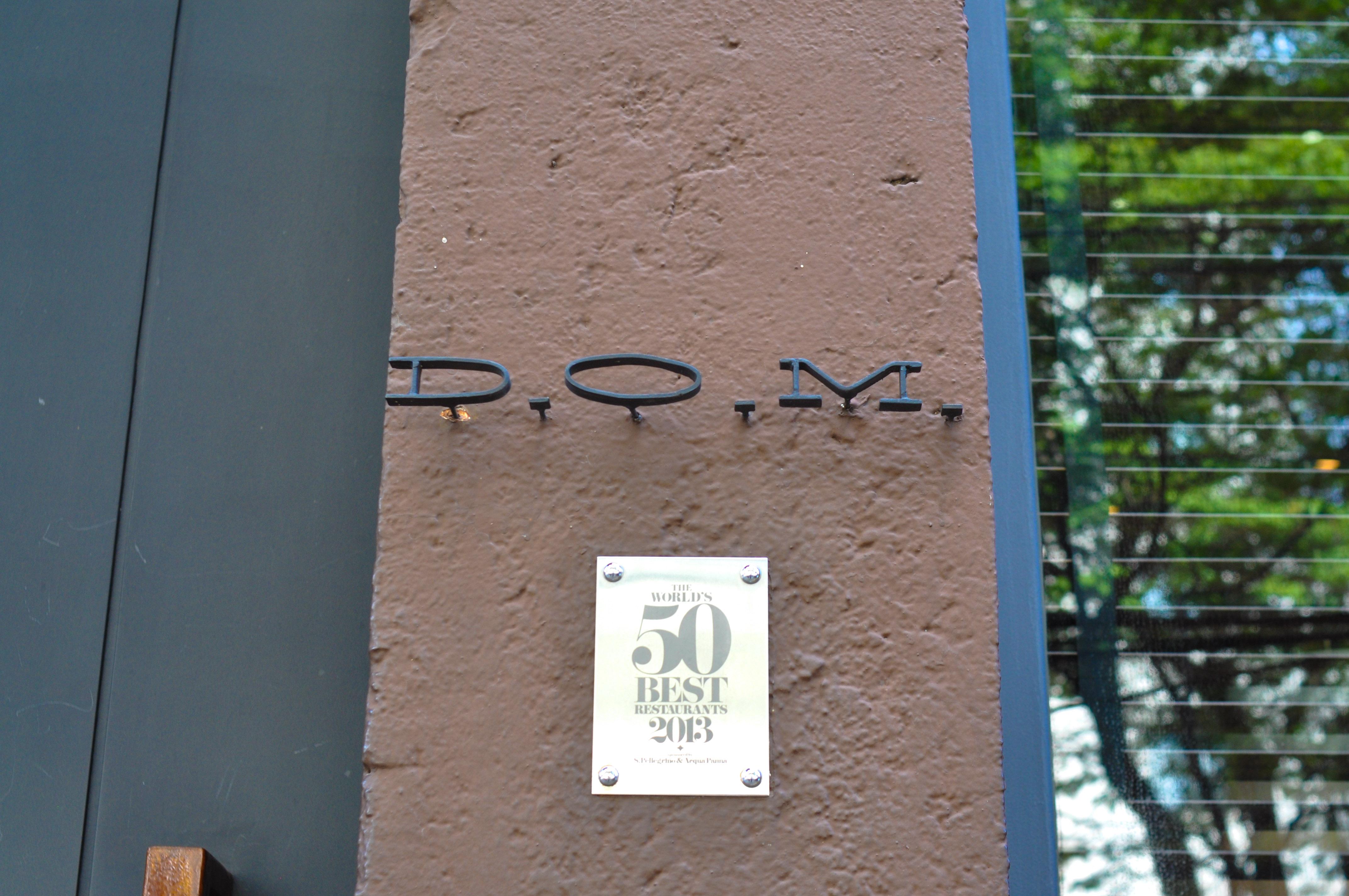 Dom Sao Paulo This Guy S Food Blog