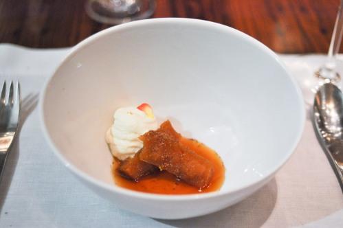 dom sao paulo sweet potato dessert