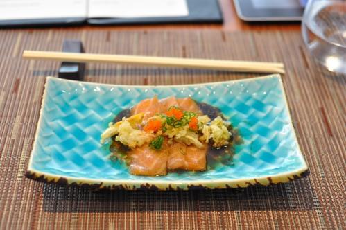 kinoshita sao paulo salmon tempura