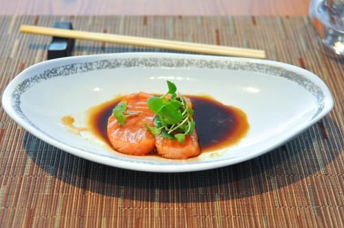 kinoshita sao paulo torched salmon