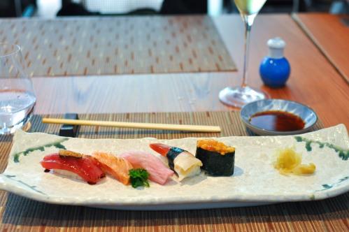 kinoshita sao paulo sushi plate