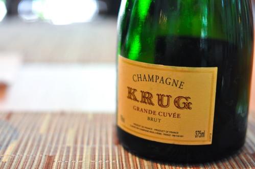 kinoshita sao paulo Krug champagne