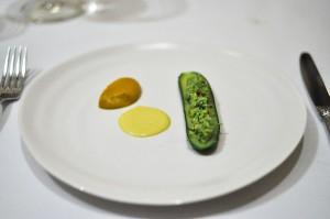 blue hill zucchini