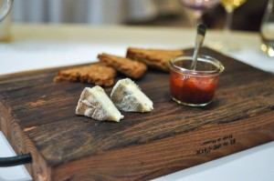 blue hill cheese board