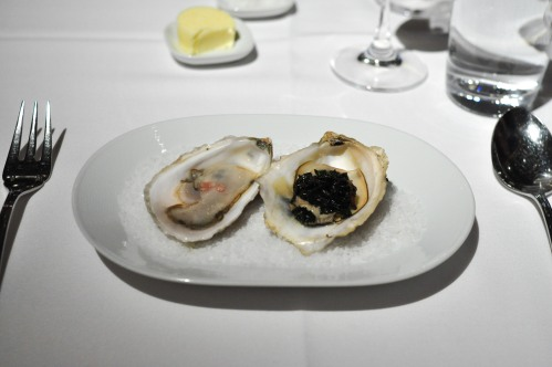 gramercy tavern oysters