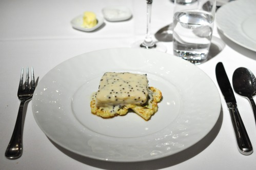 gramercy tavern halibut