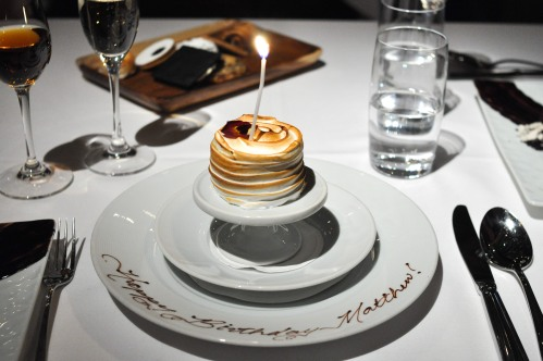 gramercy tavern birthday cake