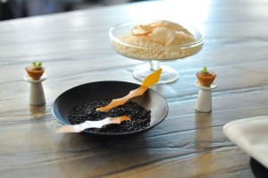 little elm amuse bouche trio