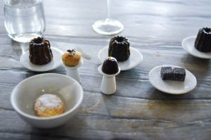 little elm petit fours
