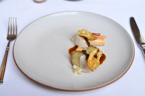 eleven madison park cured foie gras
