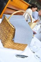 eleven madison park picnic basket