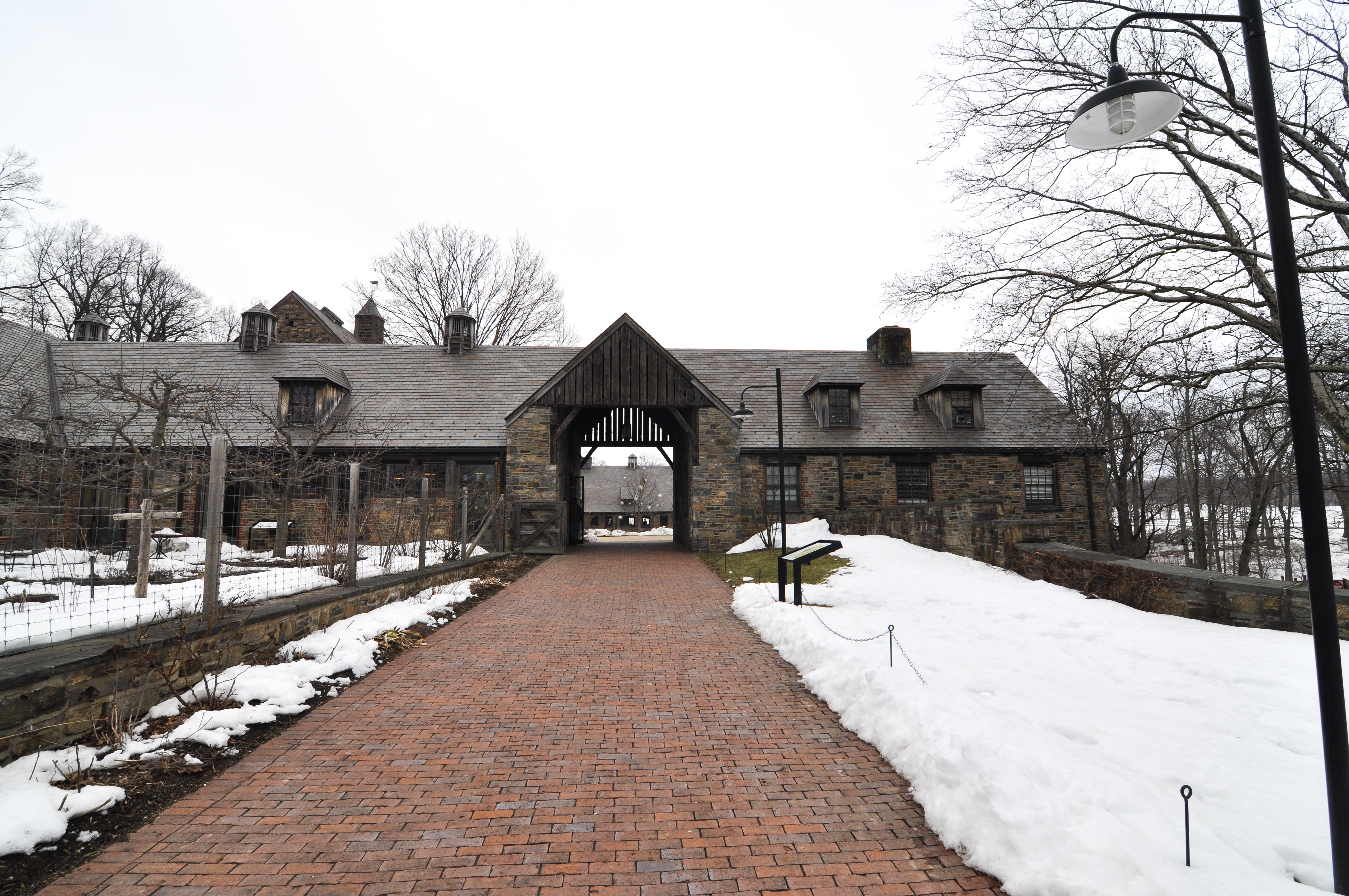 Blue Hill at Stone Barns for Rocky's Birthday | this guy's ...