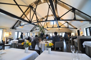 blue hill stone barns dining room