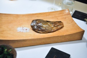 blue hill stone barns cod head
