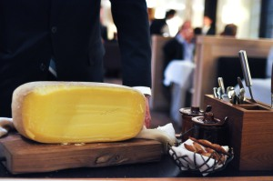 blue hill stone barns cheese cart