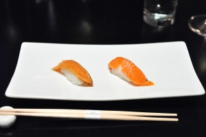 sushi nakazawa salmon
