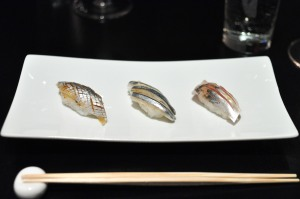 sushi nakazawa aji herring