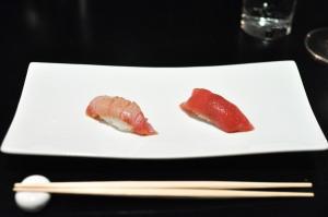 sushi nakazawa blue fin tuna